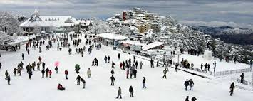 HILL STATION OF HIMACHAL - Shimla Manali Tour Package from Udaipur